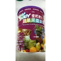 優質寶貝 蔬果黑棗麥精 800G/瓶*12瓶